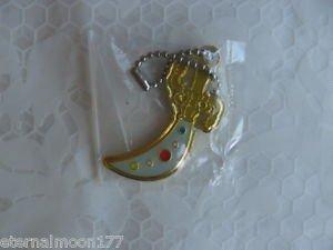 Sailor Moon Makeup Plate Mini Gashapon Keychain Set Part 4 - Space Sword