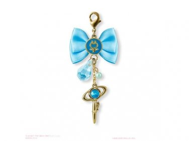 Sailor Moon Crystal Candy Ribbon Charm - Mercury and Henshin