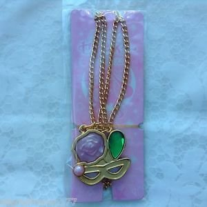 Sailor Moon Crystal Sebon Star Premium Necklace Charm - Jupiter Tuxedo Mask