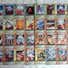 Inu Yasha Inuyasha Japanese TCG CCG Cards - Inuyasha Lot of 32