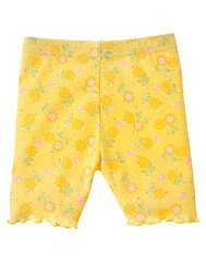Gymboree Sunflower Fields biker shorts 12-18
