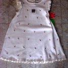 Carter's rosebud dress NWT 24 months