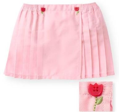 Gymboree tip toe pleated skort NWOT 12-18