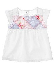 Gymboree Love is in the Air blouse 12-18