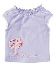 Gymboree Love is in the Air tee 12-18