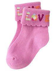 Gymboree Snow Blossom socks 12-24