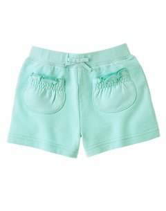 Gymboree Candy Apple basic shorts 18-24