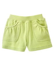 Gymboree Sunflower Fields pocket shorts 18-24