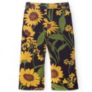 Gymboree Sunflower Fields pants 18-24