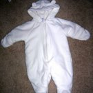 Old Navy bear snowsuit 0-3