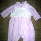 Bunny romper 3 months