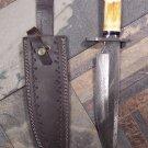 Fargo style Bowie Knife