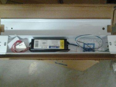 """New Lithonia Lighting S115-120-LPF T12 120V 18"""" Standard Strip Magnetic Ballast"""
