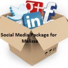 Promo Package for Melissa