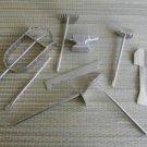 Tools Juego Herramientas Elegua, Oggun, Ochosi, Babalawo, Orula, Ifa, Santeria