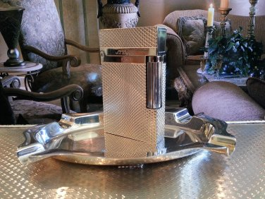 """BRIGHT SOUND S.T.  MEMORIAL LIGHTER """" DIAMOND HEAD"""" WITH EVERYTHING, FREE SHIPPING"""