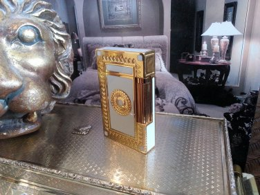 """BRIGHT SOUND S.T.  MEMORIAL LIGHTER """"THE ROMAN""""  WITH EVERYTHING, FREE SHIPPING"""