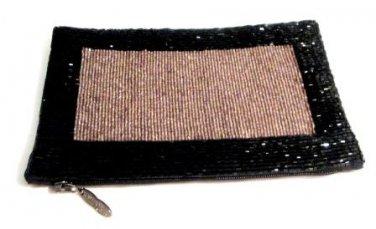 iPurse® Purse/Wallet/Pouch -Rectangular Brown/ Phone case/Wallet/Evening purse/Pouch
