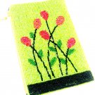 iPurse® Purse/Wallet/Pouch -Lime Garden/ Phone case/Wallet/Evening purse/Pouch