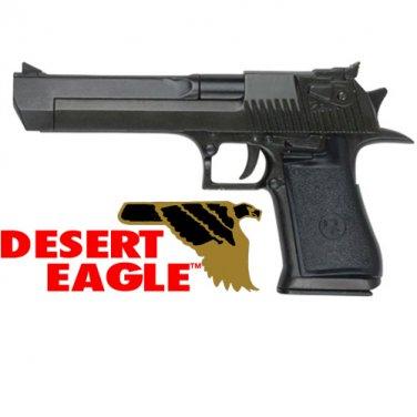 Desert Eagle Replica Pistol Black NON-Firing Prop Metal