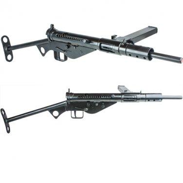 Sten Machine Gun Replica Commando WWII Metal Prop