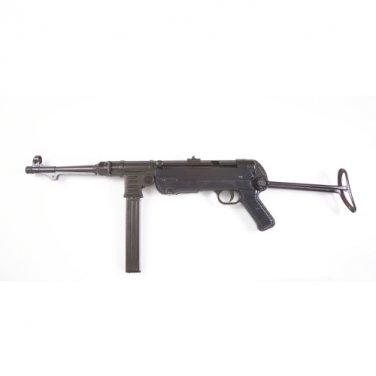 German WWII Submachine Gun