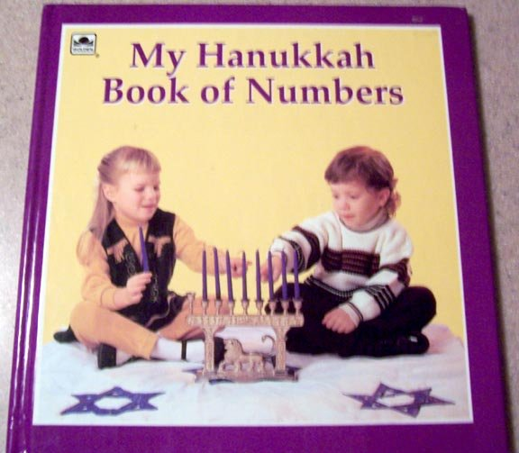 My Hanukkah Book of Numbers