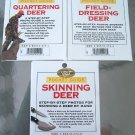 3 NEW Deer Hunting Pocket Guides