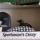 """11"""""""" Cedar Key Sportsman's Decoy Duck NEW"""