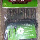 Remington Black Powder Starter Kit w/belt bag NEW