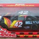 1998 Racing Champions NASCAR Joe Nemechek #42 Bell South