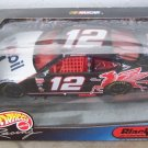 1999 Hot Wheels NASCAR Jeremy Mayfield #12 Mobil 1