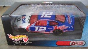 1999 Hot Wheels NASCAR Jeremy Mayfield #12 Mobile 1