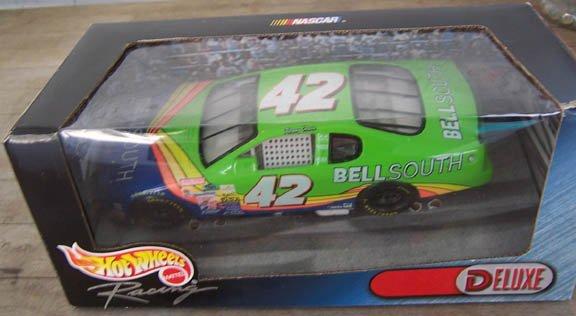 1999 Hot Wheels NASCAR Kenny Irwin #42 Bell South