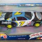 1999 Hot Wheels NASCAR Michael Waltrip #7 Klaussner