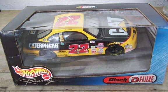 1999 Hot Wheels NASCAR Ward Burton #22 Cat