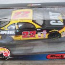 1999 Hot Wheels NASCAR Ward Burton #22 Cat