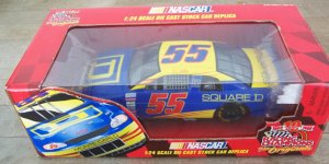 1999 Racing Champions NASCAR kenny Wallace #55 Square D