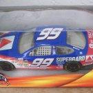 2001 Hot Wheels NASCAR Jeff Burton #99 Citgo Supergard
