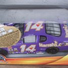2002 Hot Wheels NASCAR Larry Foyt  #14 Harrah's.com