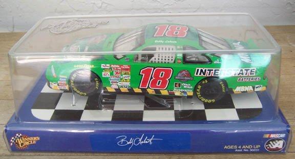 2002 Winner's Circle NASCAR Bobby Labonte #18 Interstate