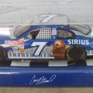 2002 Winner's Circle NASCAR Casey Atwood #7 Sirius