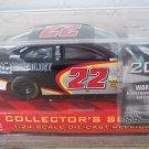 2003 Racing Champions NASCAR Ward Burton #22 Acert Technology