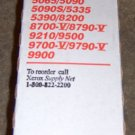 Genuine Xerox Fuser Agent #8R2955 Sealed Box