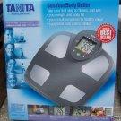 Tanita BF-556 Scale plus Body Fat Monitor NEW in Box