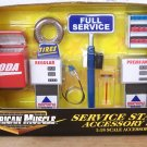 ERTL American Muscle Service Station Accessory Set  NEW