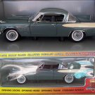 Motor City 1957 Studebaker Golden Hawk 1:18 Diecast NEW