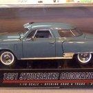 NEW Highway 61 1951 Studebaker Commander 1:18 scale diecast