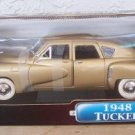 Road Legends Yat Ming 1948 Gold Tucker 1:18 NEW