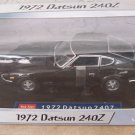 Sun Star 1972 Black Datsun 240Z NEW 1:18